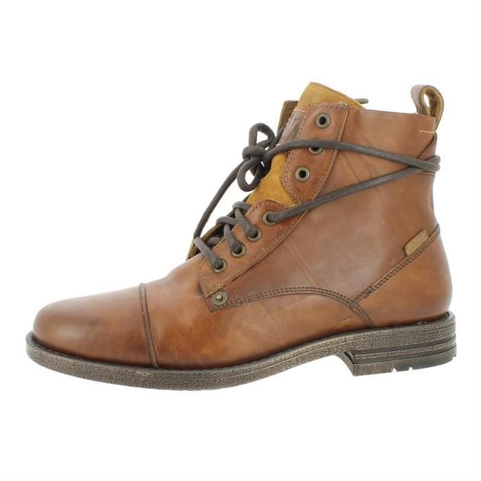 bottines / boots emerson lace up homme levi's 225115