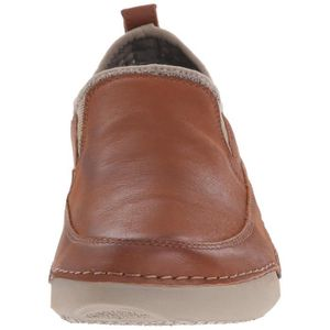 Hush Puppies Méthode crofton masculine slip-on loafer ON9MT Iink42