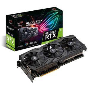 UNITÉ CENTRALE  Carte graphique ASUS ROG Strix GeForce RTX 2060 6G