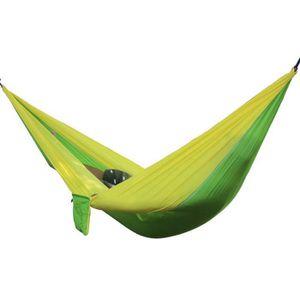 HAMAC hamac 2 personne jardin sport loisirs camping rand