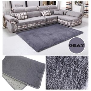 tapis de chambre gris achat vente tapis de chambre gris pas cher cdiscount. Black Bedroom Furniture Sets. Home Design Ideas