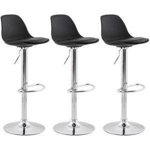 lot de 3 tabourets de bar achat vente lot de 3. Black Bedroom Furniture Sets. Home Design Ideas