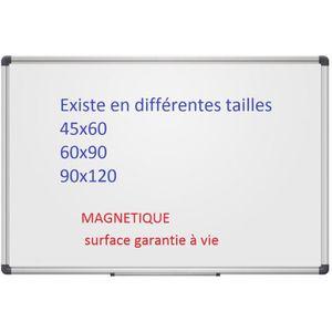 TABLEAU - PAPERBOARD Tableau blanc émail gamme professionnelle Premimum