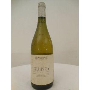 VIN BLANC quincy foucher lebrun blanc 2006 - loire - centre
