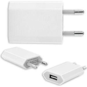 CHARGEUR - ADAPTATEUR  Chargeur adaptateur PORT USB - secteur universel