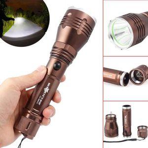 LAMPE DE POCHE Focus 3 Q5 XML Modes LED 18650 Torche lampe de poc