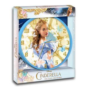 HORLOGE - PENDULE Disney WD16449 en direct Cendrillon Horloge murale