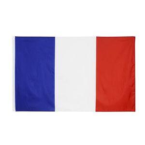 90 x 150 cm Sticker Gratuit Digni Drapeau France Poitou Charentes