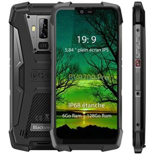 SMARTPHONE Blackview BV9700 Pro Smartphone Étanche IP68 6Go+1