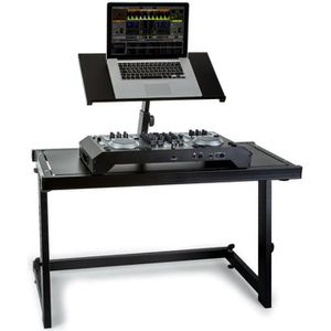 TABLE DE MIXAGE Ibiza DJ-Pult DS20 Pupître DJ Support portable à h