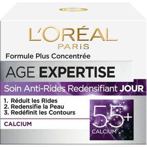 HYDRATANT VISAGE L OREAL PARIS Expert Anti-Age 55+ Jour