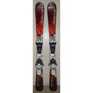 SKI Skis parabolique Junior NORDICA Hot Rod J Fastrack