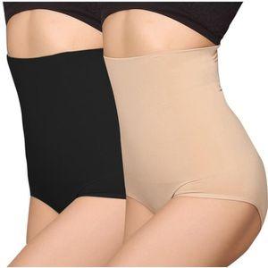 CULOTTE - SLIP iLoveSIA culotte gainante taille haute ventre plat