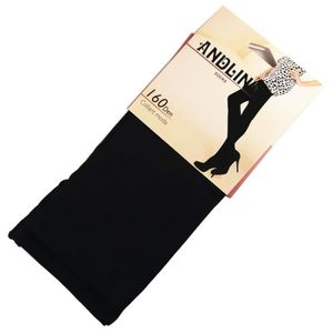 COLLANT Modebas.fr - Pack de 6 Collants Opaque Noir 160DEN 07fbd17acdd