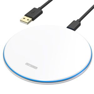 CHARGEUR TÉLÉPHONE Chargeur à Induction Blanc [Compatible Xiaomi MIX3