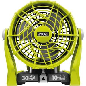 ACCESSOIRE MACHINE RYOBI Ventilateur à batterie 18 V