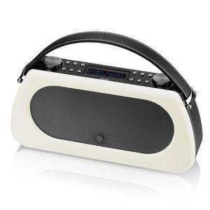 Radio réveil View Quest Bardot Radio-Radio-réveil MP3 Port USB