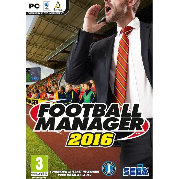 Football Manager 16 Jeu PC