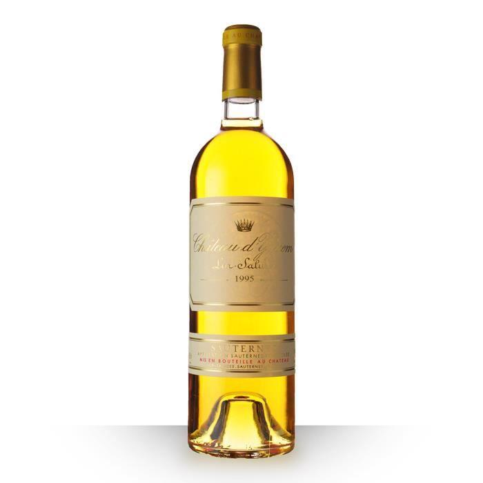 Château d'Yquem 1995 Blanc 75cl AOC Sauternes - Vin Blanc