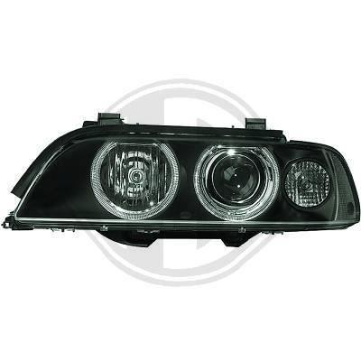1223183 Feu phare gauche ( cote conducteur ) pour BMW Serie 5 de type E39 de 2000 a 2003 Look Origine
