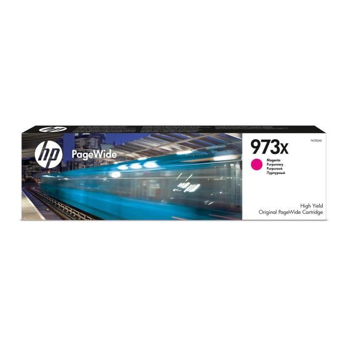 HP Cartouche d'encre 973X high yield - Magenta