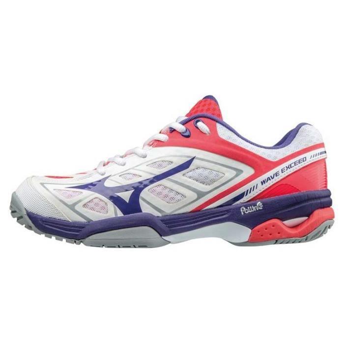 Chaussures femme Tennis Mizuno Wave Exceed Ac