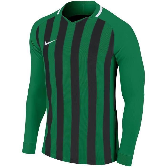 Maillot manches longues Nike Striped Division III