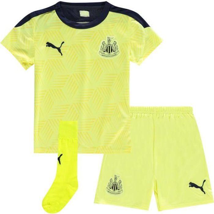 Puma Newcastle United Away Ensemble De Football 2020 2021 Enfants
