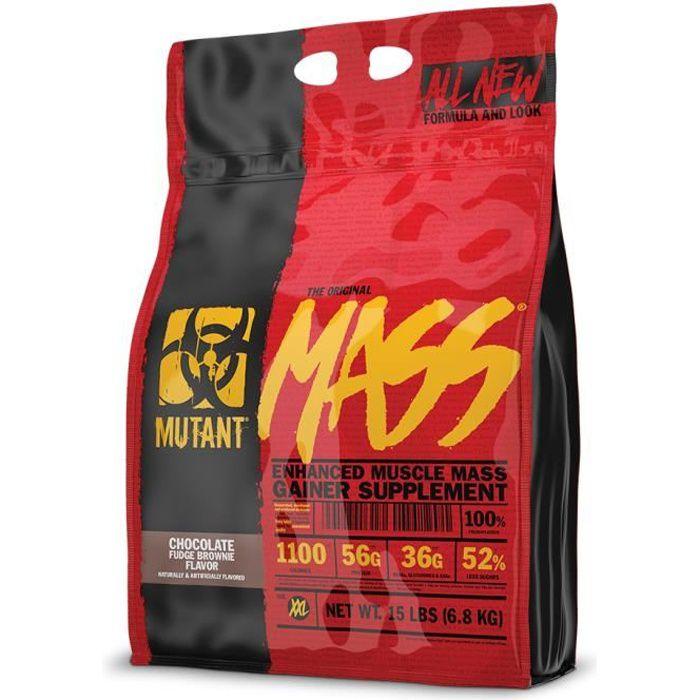 Mutant Mass 6800g Chocolat Brownie