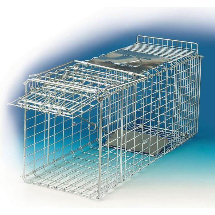 cage à nuisibles grand modèle