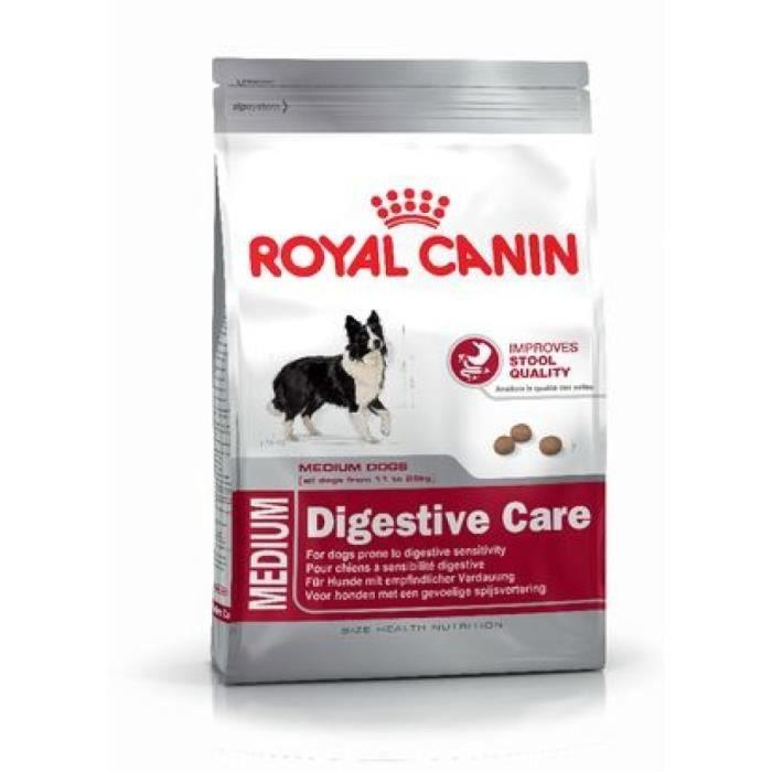 Royal Canin Medium Digestive Care Nourriture pour Chien 3 kg