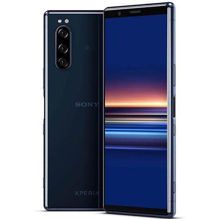 Sony Xperia 5 6Go/128Go Bleu Dual SIM