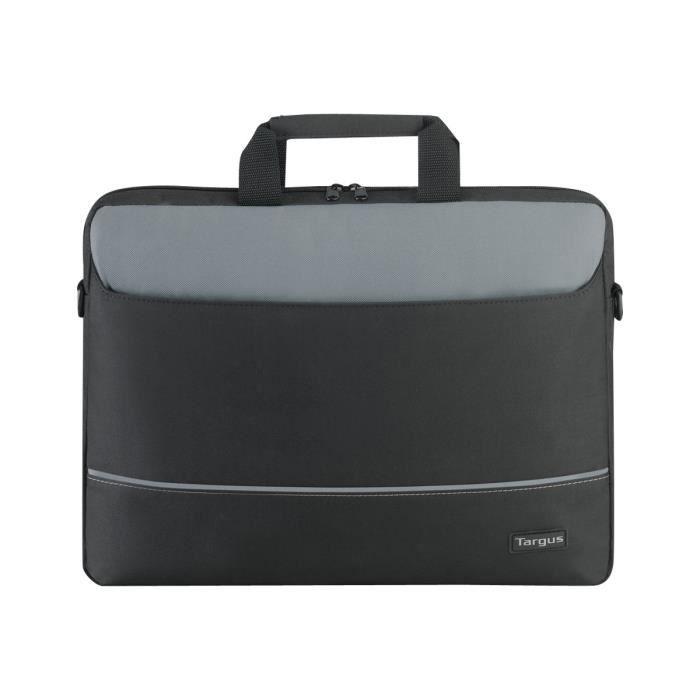 Targus Intellect Topload Sacoche pour ordinateur portable 15.6- noir