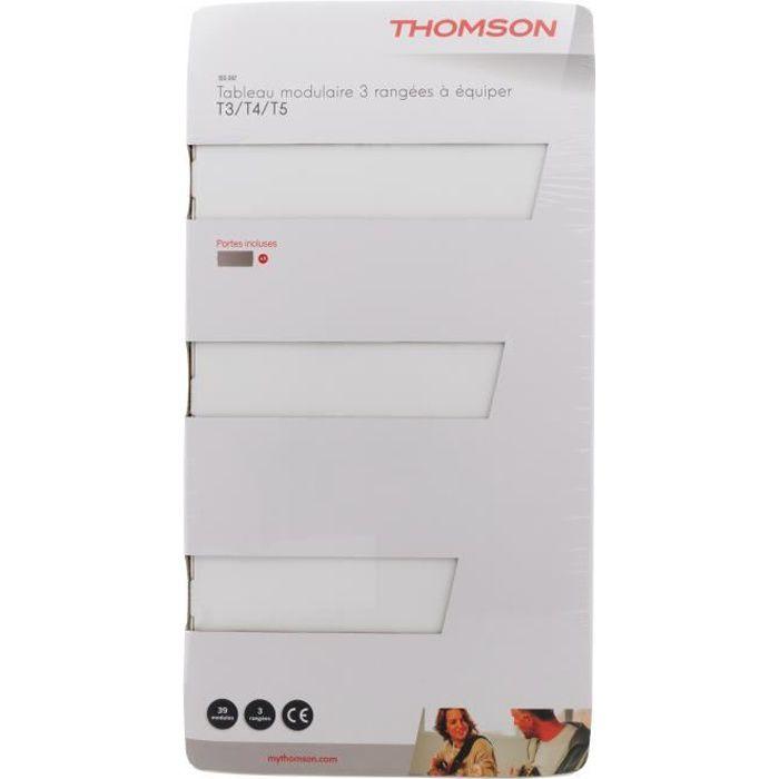 THOMSON Coffret électrique nu à équiper - 39 modules