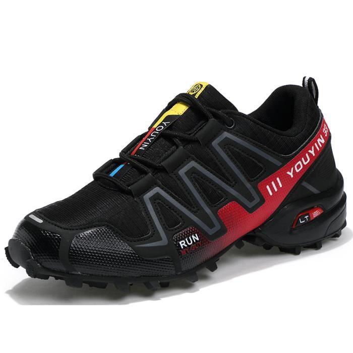 Basket homme Chaussures de sport en plein air casual chaussures hommes nouveaux voyages chaussures de course chaussure sport chic
