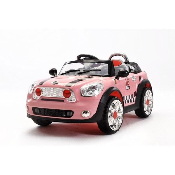 voiture lectrique mini austin cabriolet rose achat vente voiture enfant cdiscount. Black Bedroom Furniture Sets. Home Design Ideas