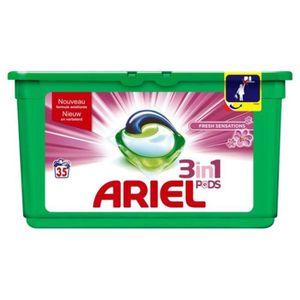 LESSIVE ARIEL Lessive fresh pink 35 doses 994g