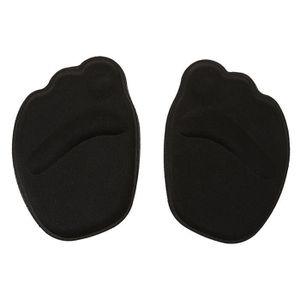 4x Soins Pieds Talon Haut Chaussure Mat Pad invisible Demi Avant Coussin Semelle