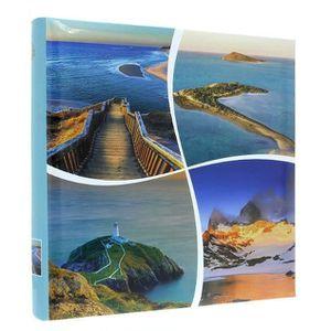 ALBUM - ALBUM PHOTO LCD Album Photo à Pochettes VEO pour 500 Photos 10