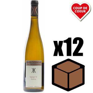 VIN BLANC X12 Martin Schaetzel Riesling Schlossberg 2016 75