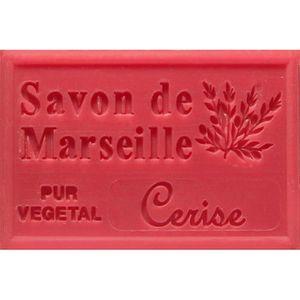 SAVON - SYNDETS Savon de Marseille parfumé à la cerise