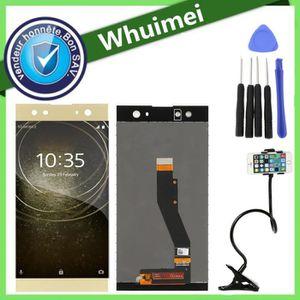 ECRAN DE TÉLÉPHONE Or Tactile Vitre + Écran LCD avec un kit d'outils