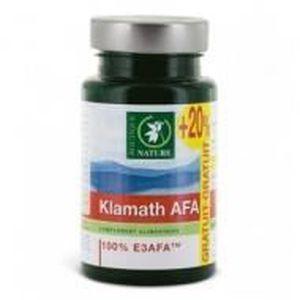 COMPLÉMENT EN MINÉRAUX 60 Gélules - Klamath Algue Gélules