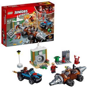 ASSEMBLAGE CONSTRUCTION Jeu D'Assemblage LEGO M2YYG Juniors Démolisseur Ba