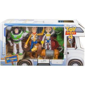 FIGURINE - PERSONNAGE  Toy Story 4 - Pack de 6 figurines