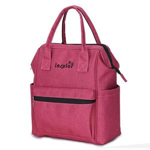Sac à langer Be Cool Papa Bag red rouge - Collection 2018 kweZH5hJ