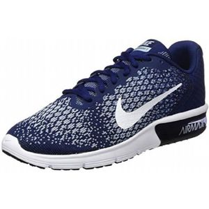 newest b8a4c c0e47 CHAUSSURES DE RUNNING NIKE Air Max Sequent Running Shoe 1H8AZ8 Taille-45