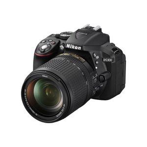 APPAREIL PHOTO RÉFLEX NIKON REFLEX D5300+AF P18-55VR+70-300VR