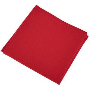 SERVIETTE DE TABLE VENT DU SUD Lot de 12 serviettes de table YUCO - R