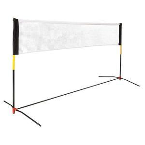 KIT BADMINTON Set d'initiation mini badminton.Livré avec un sac